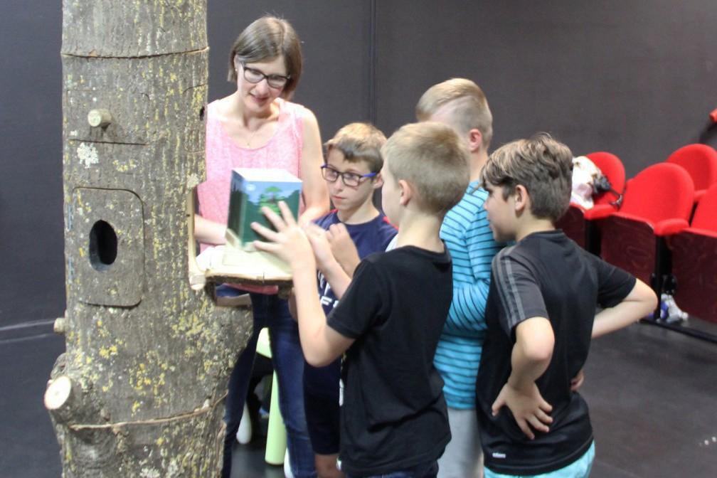 Musée du bois et de la marqueterie - Activités pédagogiques