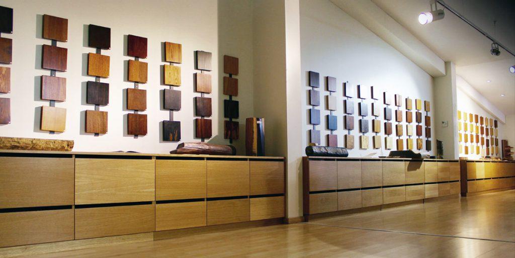 Musée du bois et de la marqueterie - Xylothèque