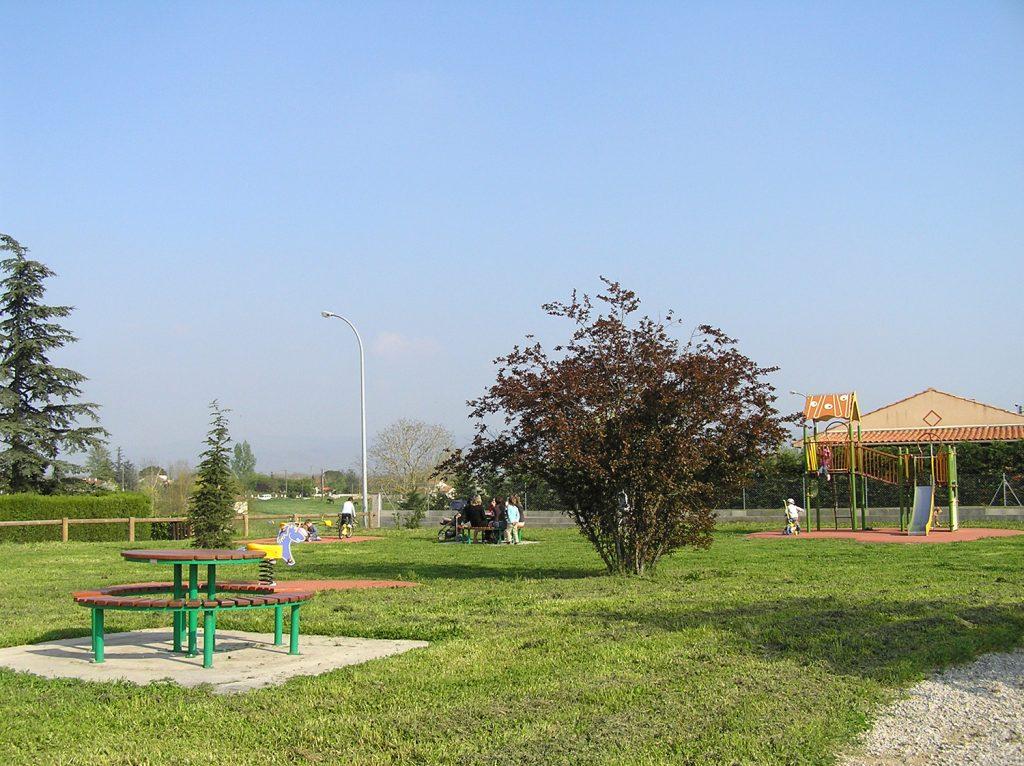 Chemin des jardins de Couffinal