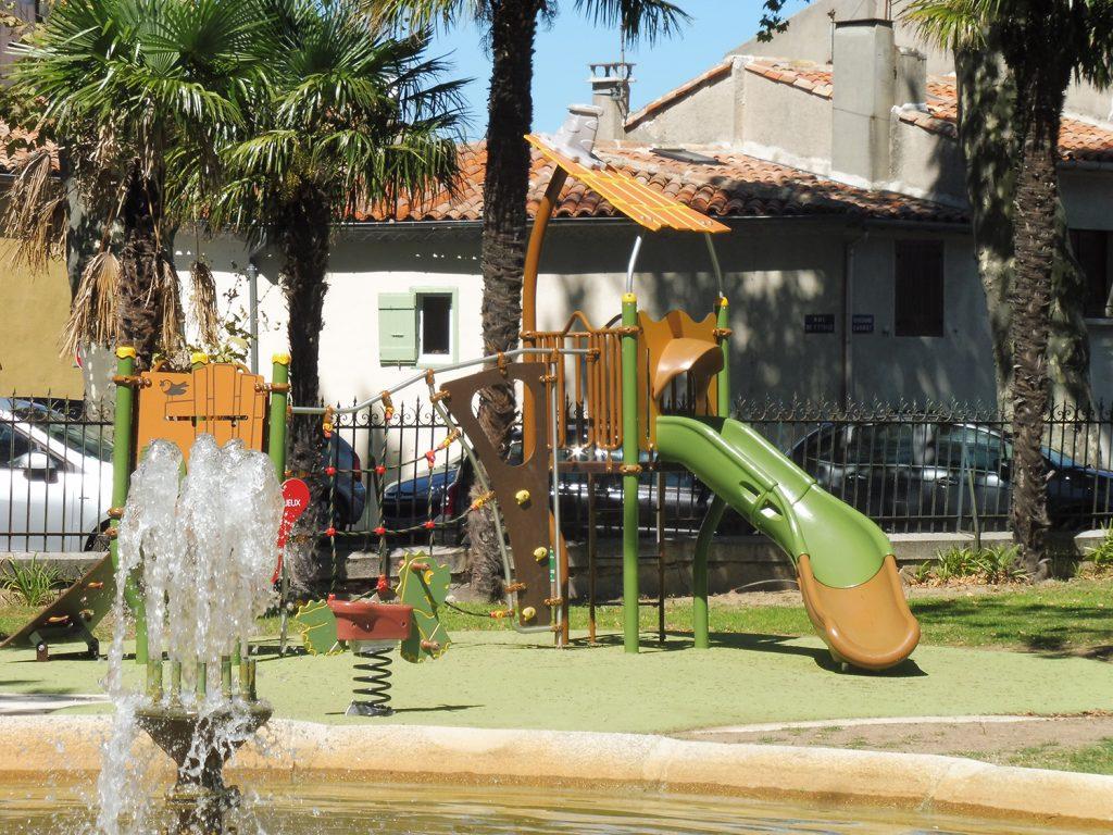 Jardin Roquefort