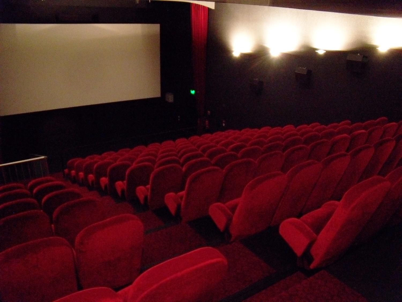 Salle de cinéma de Revel