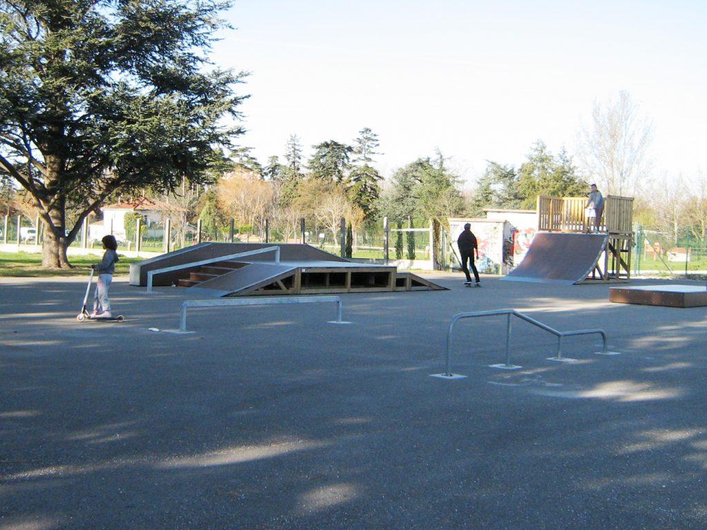 Skate park de Revel