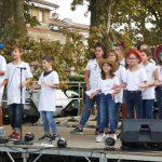 Organisation d'un concert solidaire à l'espace jeunes en septembre 2018