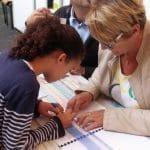 Vote des enfants en octobre 2017