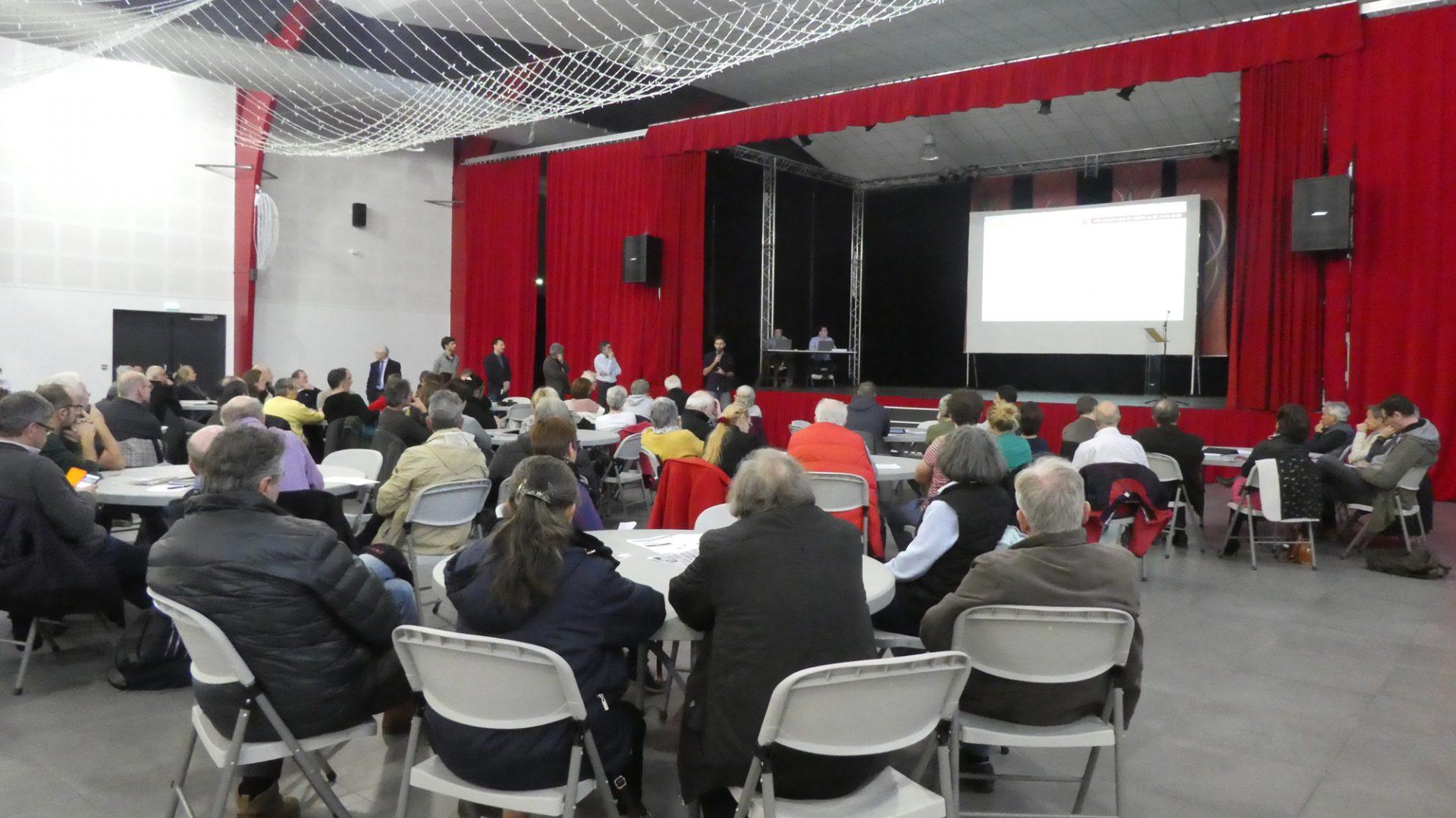 Printemps de la concertation - réunion du 18 mars 2019