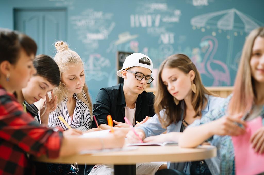 Collégiens et lycéens