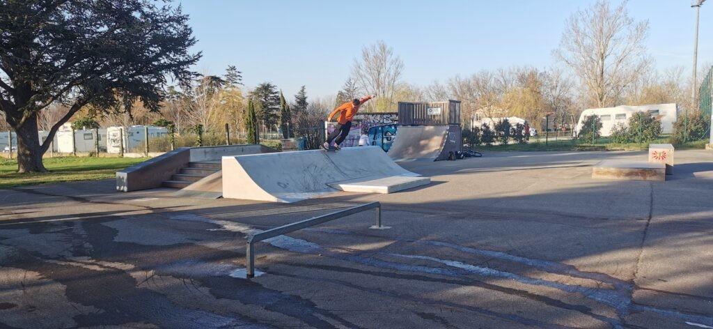 Skatepark de Revel